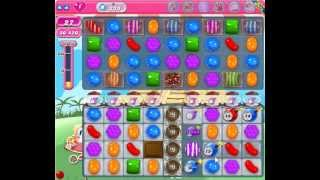Candy Crush Saga Level 334 - 3 Star - no boosters