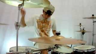 ADP - Scared of Bums - Semu (Drum Cover)