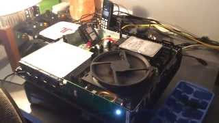 Xbox one with 2TB internal hard drive (Linux Scripting) 1/2