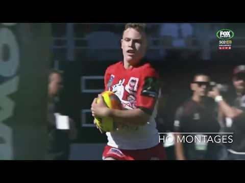 2017 Auckland 9's Best Tries Day Oneᴴᴰ