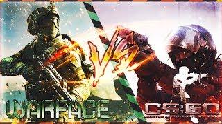 Counter-Strike VS Warface l Rap Battle MD