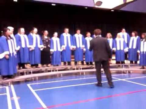 Kiona Benton City High School Chorus concert