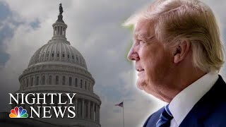 House Democrats Launch Sweeping New President Donald Trump Investigation | NBC Nightly News