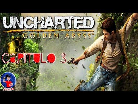Uncharted El Abismo De Oro - Capitulo 3   YairZR99
