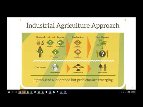 Food Tank Webinar — Farmer Centered Research Powers Ecological Solutions