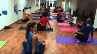 Студия йоги и фитнеса Открытый мир в Витебске(Красивое тело - это просто. Опытные инструкторы студии йоги и фитнеса
