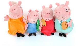 Купить мягкую игрушку Свинка Пеппа