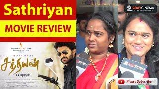 Sathriyan Movie Review | VikramPrabhu | ManjimaMohan - 2DAYCINEMA.COM