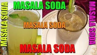 Masala Soda at home