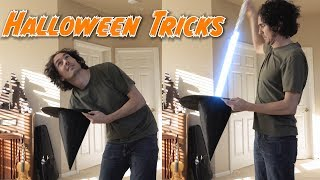 Halloween Magic Editing Tricks and Tips