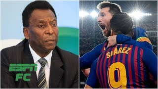 was-pele-overrated-plus-lionel-messi-free-kick-reaction-extra-time