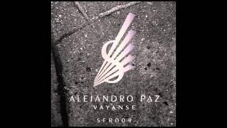 Alejandro Paz - Nada Mas (SFR009)