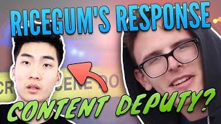 How RiceGum Missed the Mark: His Content Cop Response
