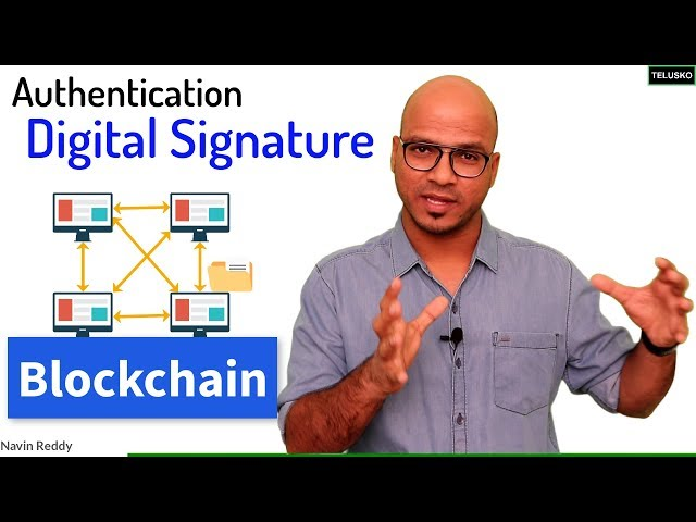 Digital Signature | Blockchain
