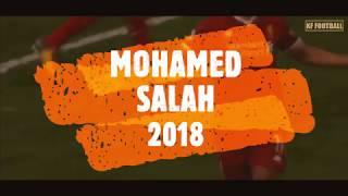 Mohamed Salah ● Skiils Show | 2018
