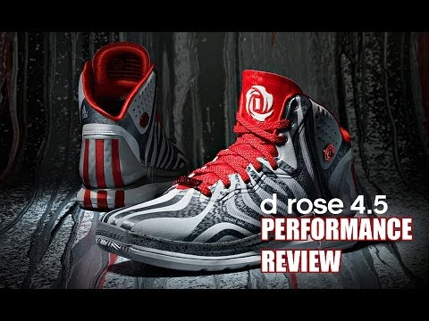 4c854bd76887 adidas D Rose 4.5 Performance Review. WearTesters