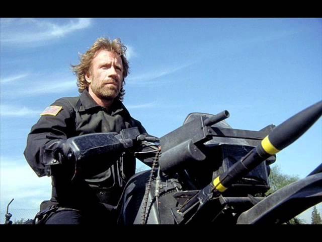 Chuck Norris in