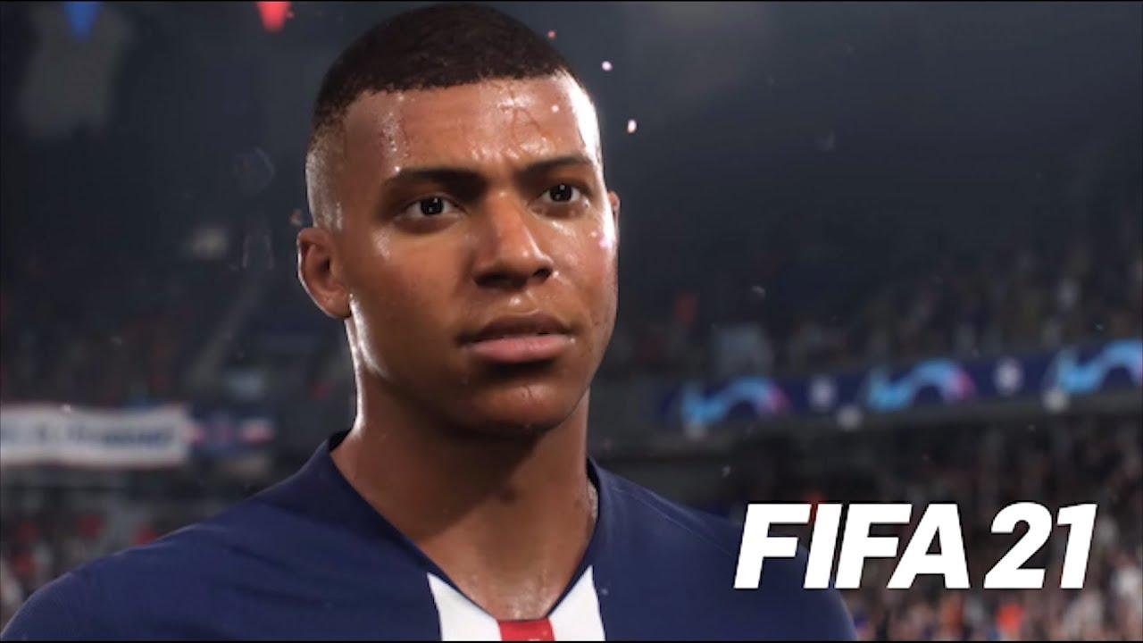 FIFA 21 Трейлер ОБЗОР и РЕАКЦИЯ. Что это за дерьмо?