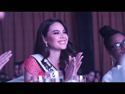 Producer's Cut: Miss Universe Catriona Gray In Dubai   Three-day Visit   XPEDITION