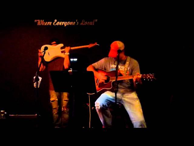 Dennis Brinson feat. Matt Johnson (cover) Guitar Picker. Live at Locals Tavern