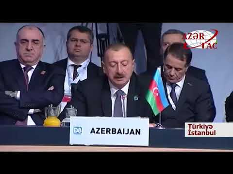 İstanbulda D 8 İqtisadi Əməkdaşlıq Təşkilatının IX Zirvə görüşü keçirilib Azərbaycan Prezidenti İlha