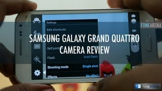 Samsung Galaxy Grand Quattro Camera Review