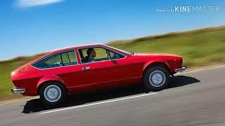 """"""" Alfa Romeo - Alfetta """""""