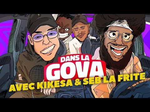 Youtube: DANS LA GOVA avec KIKESA & SEB |«Puzzle» en EXCLU!