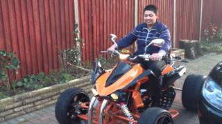 venom quad bikes xmas presents