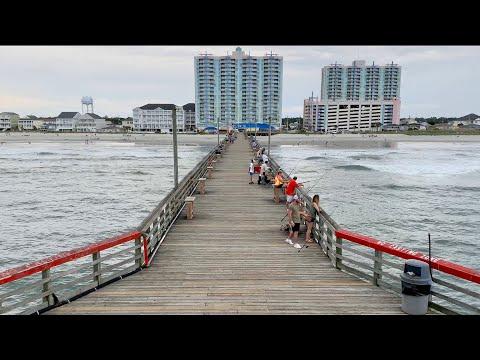 Cherry Grove Pier Tour - North Myrtle Beach, SC