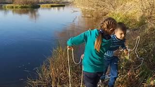 Магнитная рыбалка первые находки
