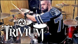 TRIVIUM - THE SIN AND THE SENTENCE | DRUM COVER | PEDRO TINELLO