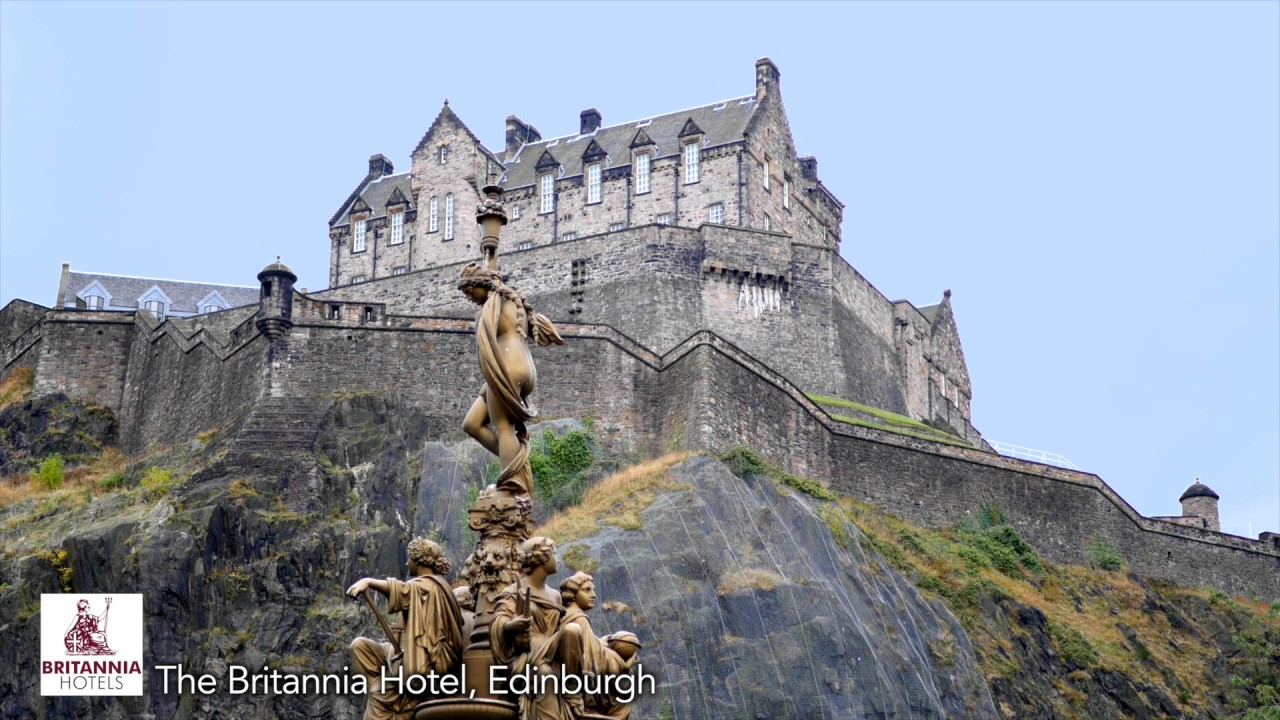 Britannia Edinburgh Hotel Youtube