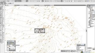 ArchiCAD Урок - Калька (Trace)