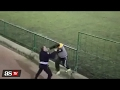 Brutal fight between two parents in a youth game - New 1018