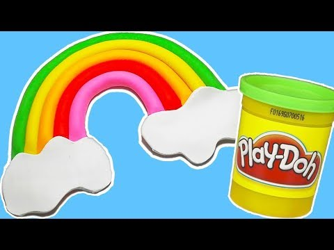 Learn Colors Play Doh Ice Cream Finger Family Nursery Rhymes Peppa Pig Molds and Creative for Kids