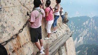 दुनिया की 5 सबसे जानलेवा घूमने वाली जगह 5 Most DANGEROUS Tourist Destinations In The World