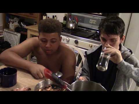 Cooking - G FUEL Omelette (Vomit warning)