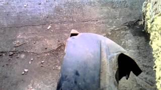 видео Как утеплить и сделать шумоизоляцию капота на Форд Фокус?
