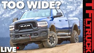 What's Best Off-Road: Mid-Size, Full-Size, or Heavy-Duty?   What Car or Truck Should I Buy Ep. 23