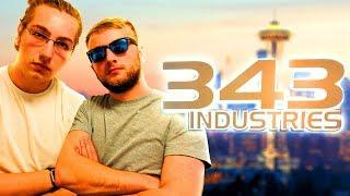 343 Industries Halo Museum & Seattle Vlog - Pt.1
