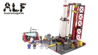 Lego City 3368 Space Center - Lego Speed Build Review