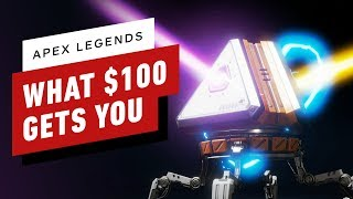What $100 Gets You In Apex Legends