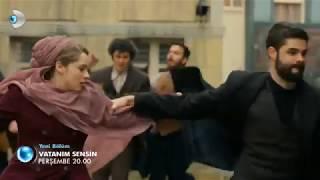 Vatanım Sensin / Wounded Love Trailer - Episode 16 (Eng & Tur Subs)