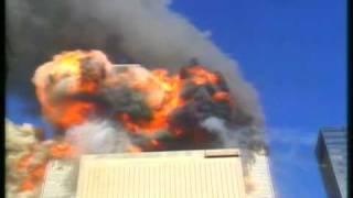 9.11同時多発テロ 間近アングルの2機目追突の瞬間 thumbnail