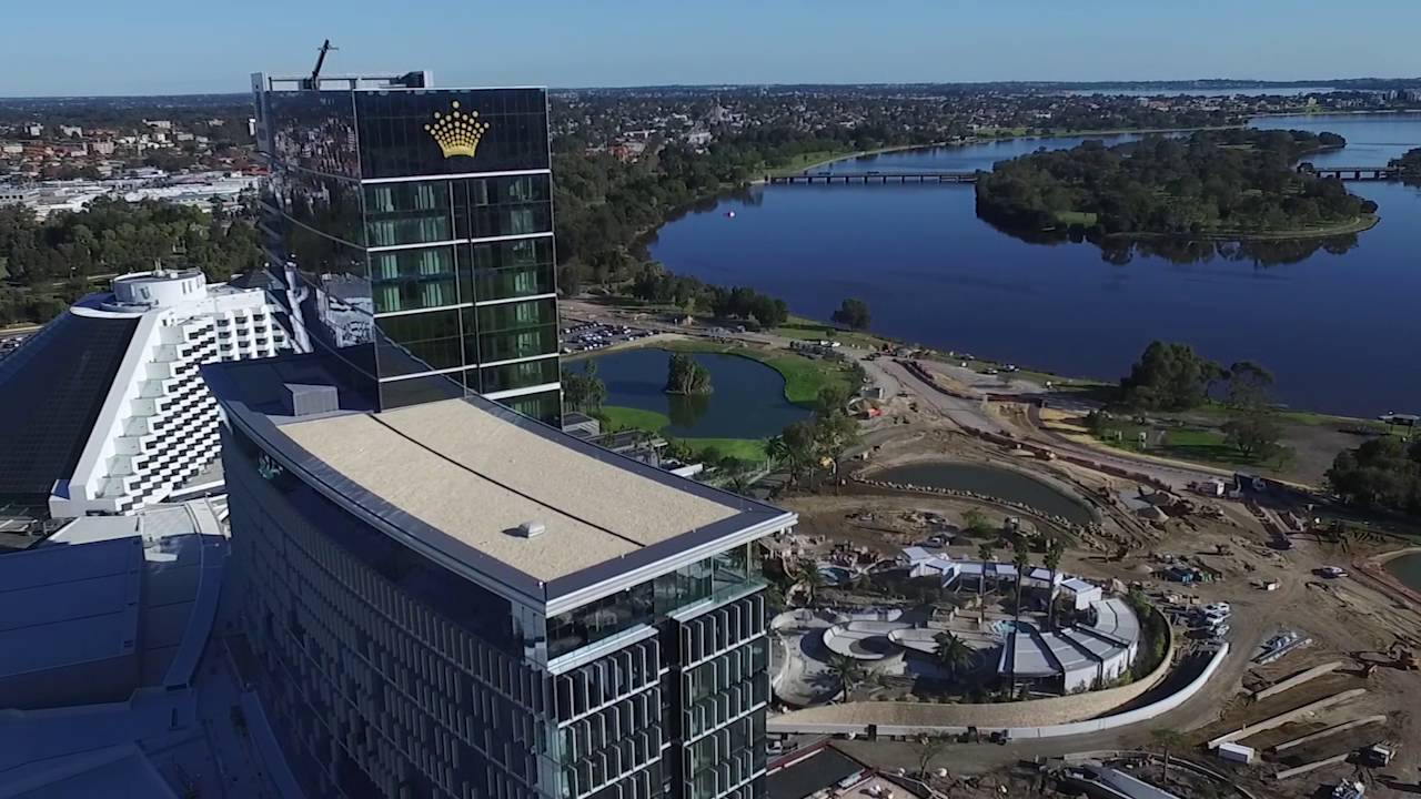 Crown Towers Perth Opening