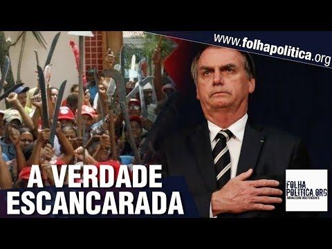 Bolsonaro escancarou verdades sobre Venezuela, Cuba, Brasil e Maduro frente a frente com embaixador