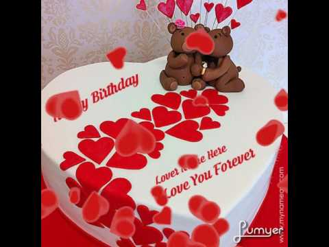 Happy Birthday Cake Images With Love Youtube