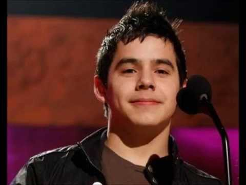 Maybe - DAVID ARCHULETA  (Lyrics)
