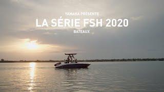 Bateaux FSH à console centrale 2020 de Yamaha mettant en vedette le tout nouveau 195 FSH Sport thumbnail